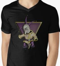 Empty Buckets Men's V-Neck T-Shirt