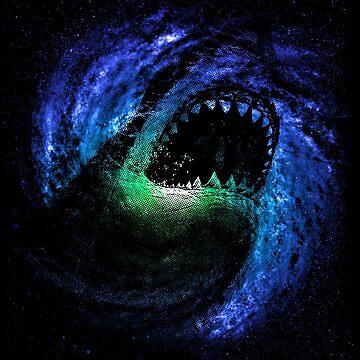Shark Universe by moncheng