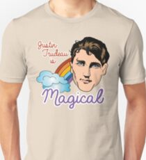 Justin Trudeau is Magical T-Shirt