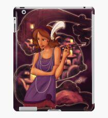 Undercover Widow iPad Case/Skin