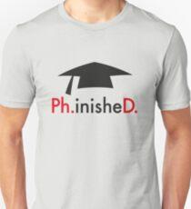 Ph.D. Unisex T-Shirt