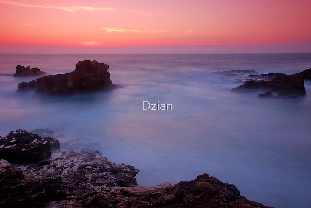 Open Waters by Dzian