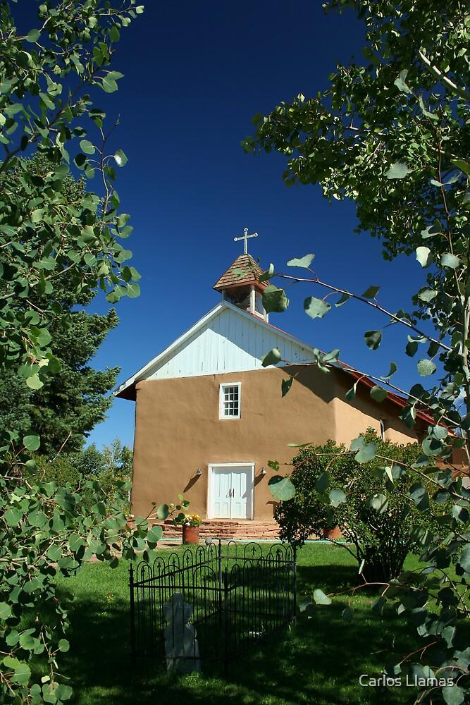Arroyo Seco, New Mexico.. by Carlos Llamas
