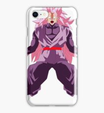 Goku Dios Ssj 3 iPhone Case/Skin
