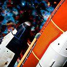 Space Shuttle by Webitect