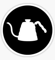 Buono! (cercle noir series) Sticker