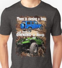 Jeep Owner Unisex T-Shirt