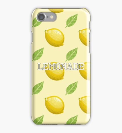 Lemonade Phone Case - Iphone & Samsung Galaxy iPhone Case/Skin