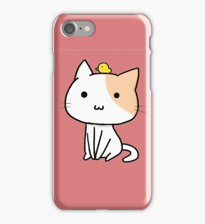 CAT! SO KAWA-II! iPhone Case/Skin