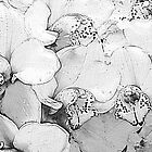 A bunch of Orchids by Sherry Hallemeier