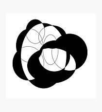 wierd design Photographic Print
