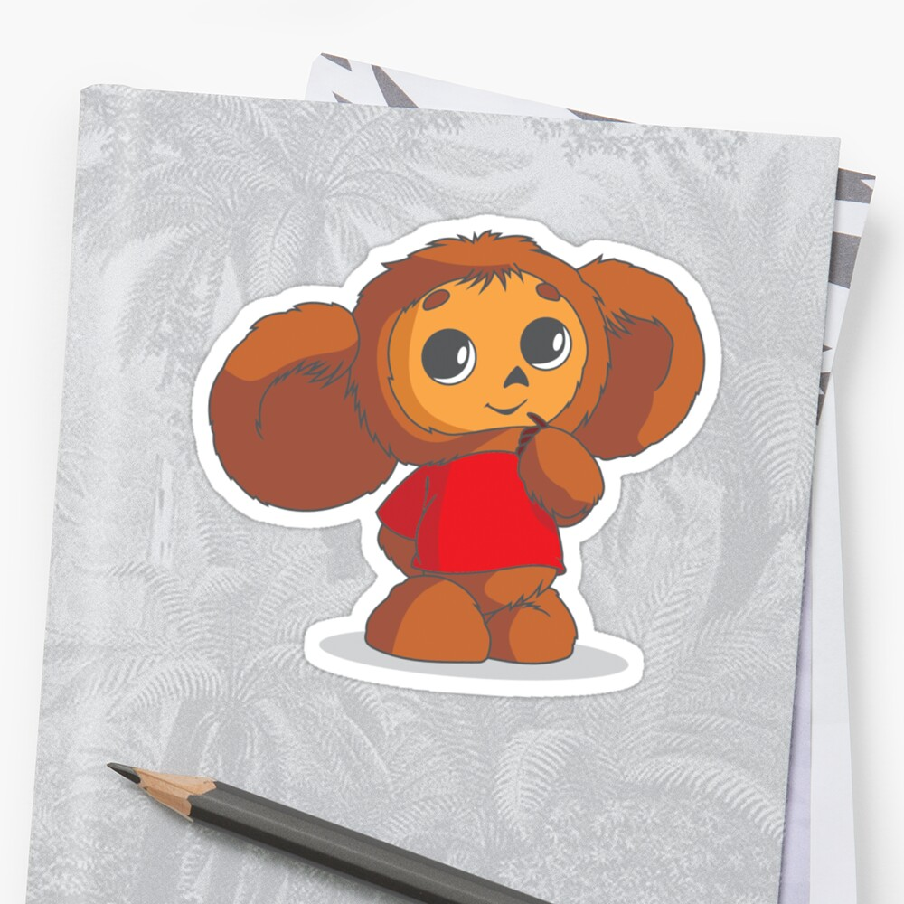 Cheburashka by ArtBlast