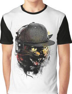 Dj Kitten Graphic T-Shirt