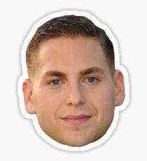 Jonah Hill Sticker
