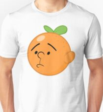 Karl Pilkington Head Like An Orange  Unisex T-Shirt