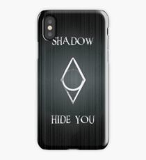 Thieve's Guild Shadow Mark iPhone Case