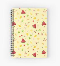 Fruity Surprise Spiral Notebook