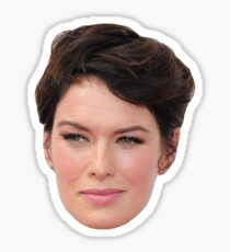 Lena Headey Sticker