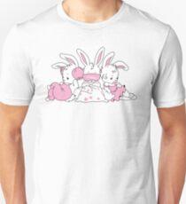 Deaf, Blind, Mute Unisex T-Shirt