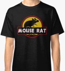 Jurassic Mouse Rat Classic T-Shirt