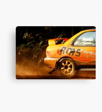 DIrt Canvas Print