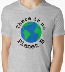 There is no Planet B Men's V-Neck T-Shirt
