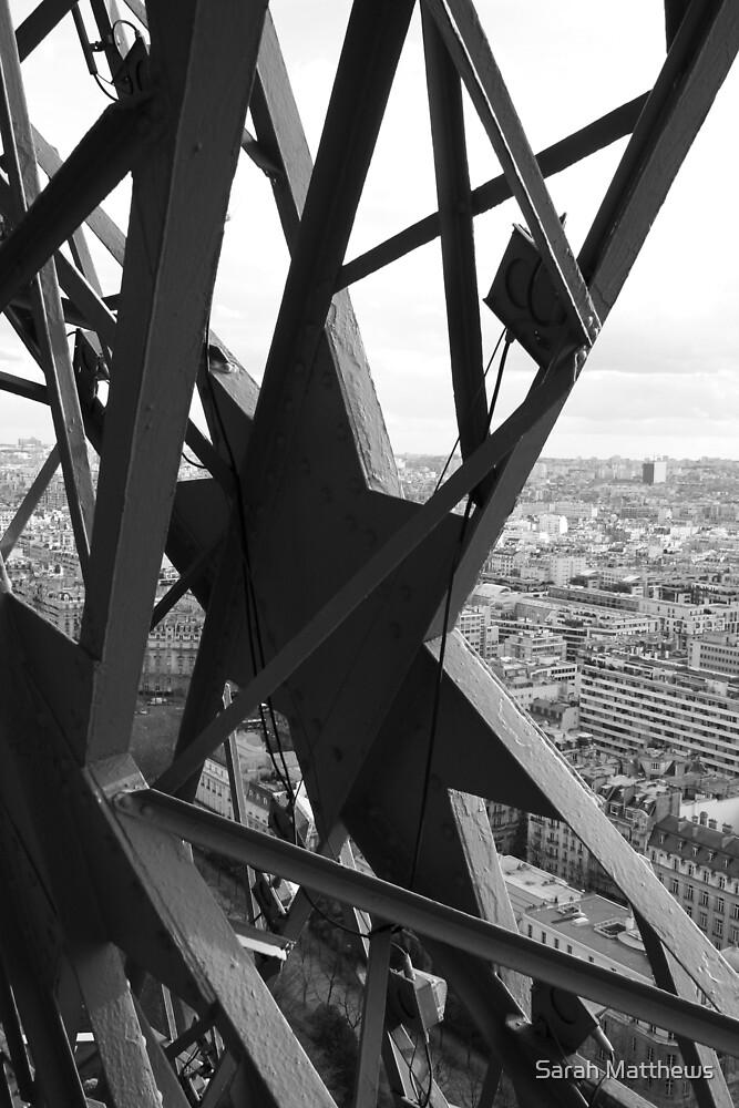 Eiffel Star by Sarah Matthews