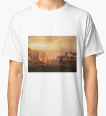Dinosaur Valley Thunderstorm Classic T-Shirt
