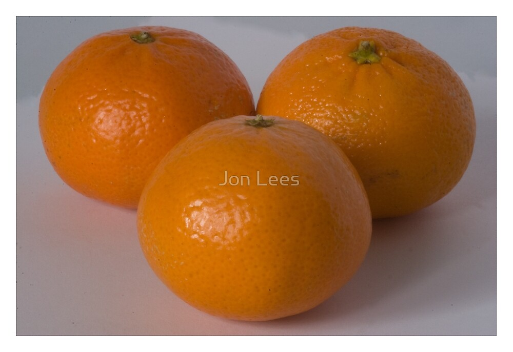 Clementines by Jon Lees