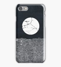 Crack in the Moon iPhone Case/Skin