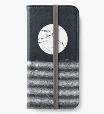 Crack in the Moon iPhone Wallet/Case/Skin