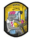 Rowdy on the Bus by Bryan Moats