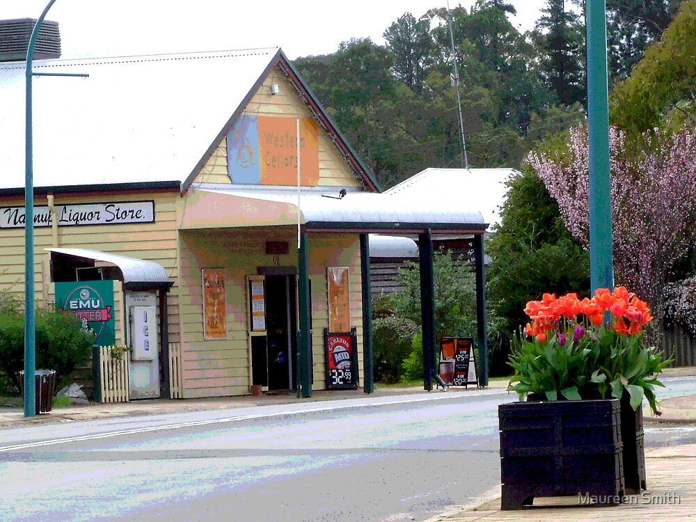 Tulip Time in Nannup, Western Australia by Maureen Smith