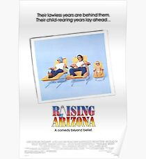 Raising Arizona- A Comedy Beyond Belief Poster