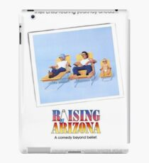 Raising Arizona- A Comedy Beyond Belief iPad Case/Skin
