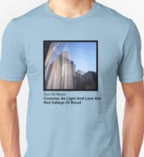 Sun Kil Moon - Common As Light And Love Are Red Valleys Of Blood Unisex T-Shirt