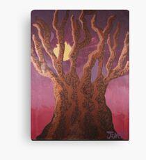 Tree Elder I Canvas Print