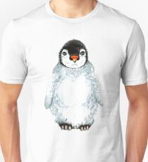 Molly the baby penguin  Unisex T-Shirt