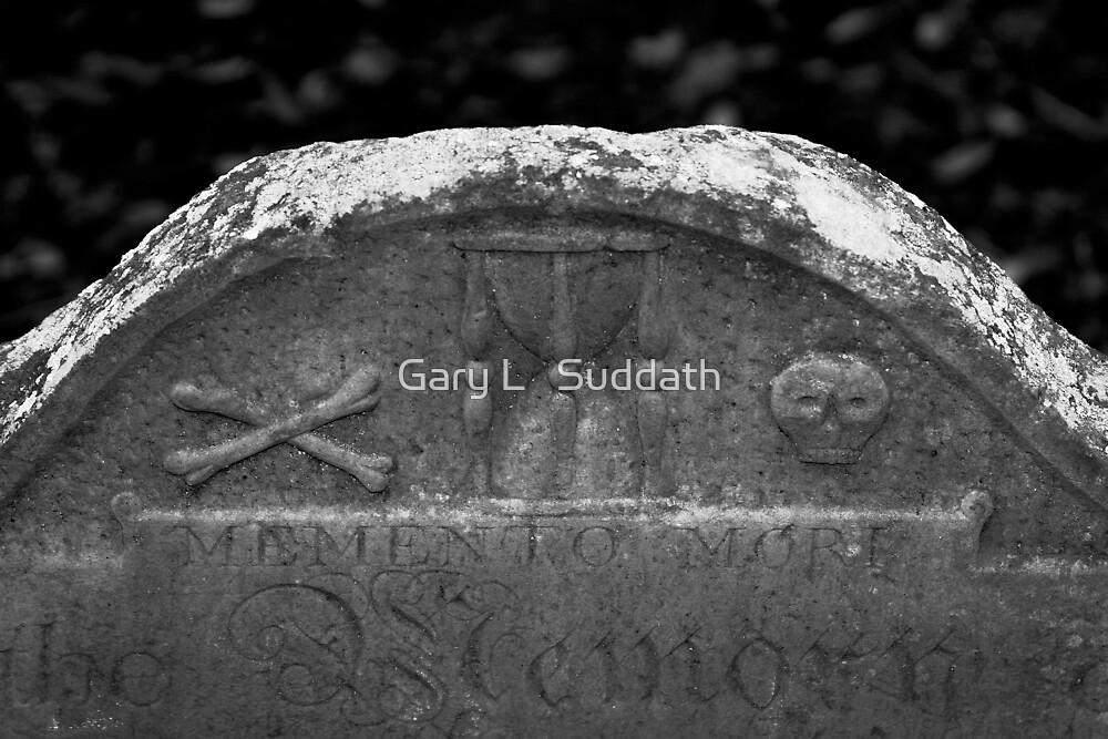 Memento Mori  by Gary L   Suddath