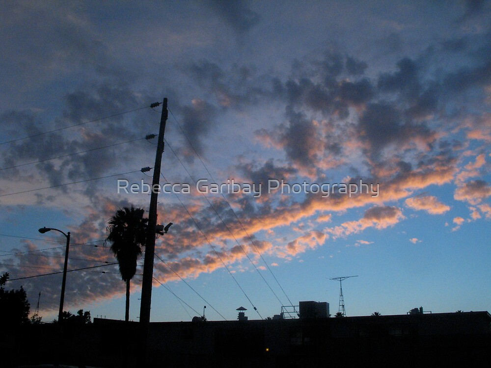 cotten candy clouds by Rebecca Garibay Photography