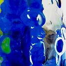 Another blue abstract by Shulie1