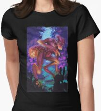 Fire Ant Glade Womens Fitted T-Shirt