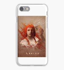 5th Element - Leeloo iPhone Case/Skin