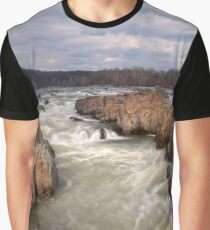 Great Falls Graphic T-Shirt
