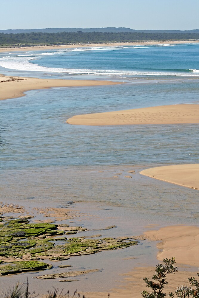 river mouth in oz by nikka