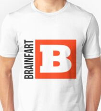 Brainfart News Unisex T-Shirt
