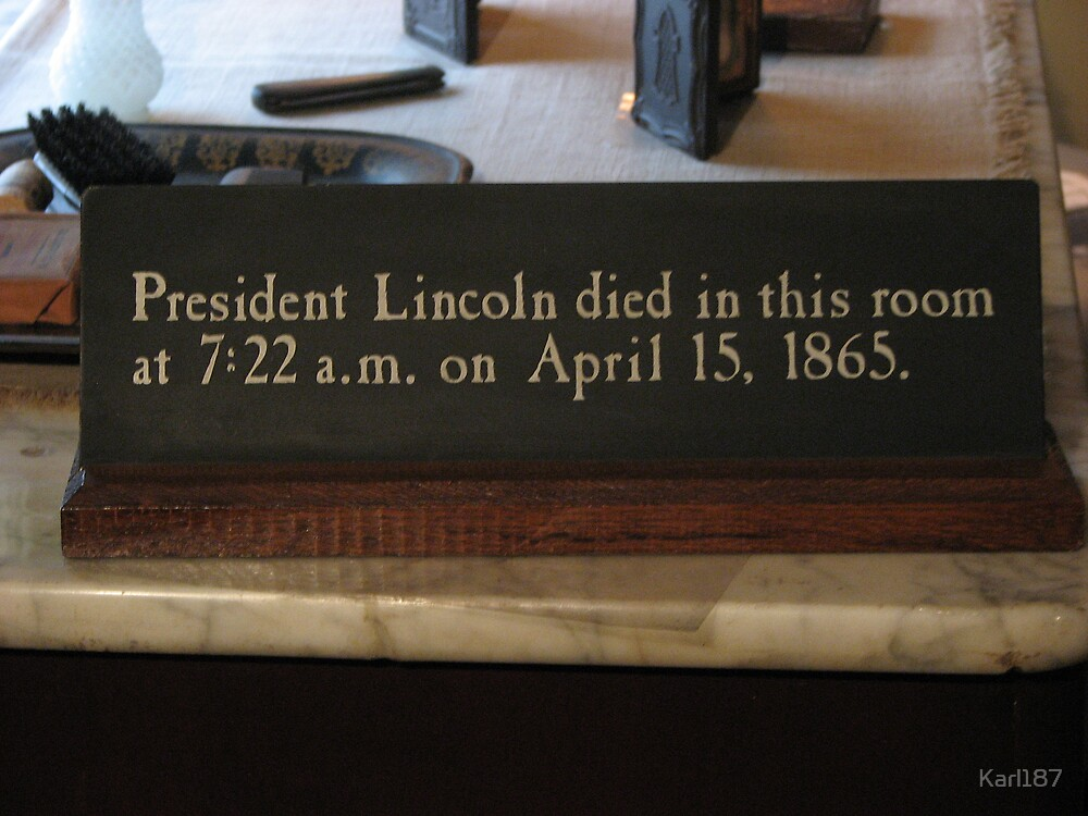 President Lincoln by Karl187