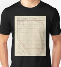 USGS TOPO Map Colorado CO Fitzsimons 402541 1941 31680 T-Shirt