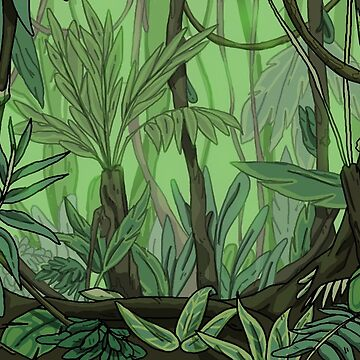 Dense Jungle by Tortoise