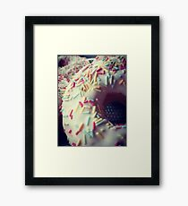 Sprinkles Framed Print